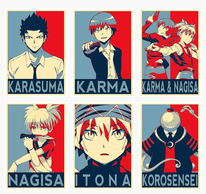 Karma And Nagisa
