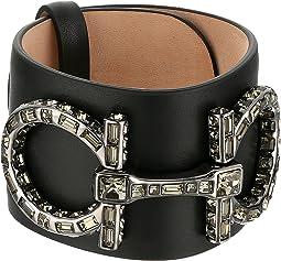 Salvatore Ferragamo - Cuff Strass Bracelet