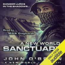 Sanctuary: A New World, Book 3