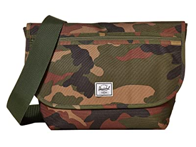 Herschel Supply Co. Grade Mid-Volume (Woodland Camo) Messenger Bags