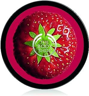 The Body Shop Strawberry Body Butter, Softening Body Moisturizer, 6.75 Oz.