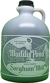 Muddy Pond Pure Sorghum 64 Fl. Oz. (Half Gallon)