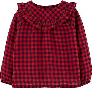 OshKosh B'Gosh قميص أنيق للفتيات الصغيرات