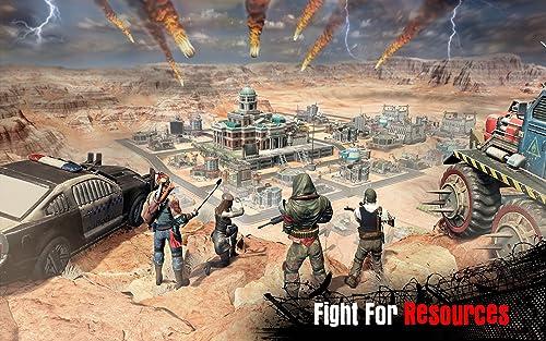 『ラストシェルター:この国を守り抜く本格SLG、大人のゲーム』のトップ画像