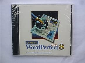 Corel Wordperfect Suite 8 (Jewel Case)