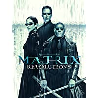 The Matrix Revolutions (4K UHD Digital Film)