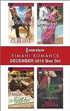 Harlequin Kimani Romance December 2015 Box Set: An Anthology