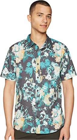 O'Neill Perennial Short Sleeve Woven Top
