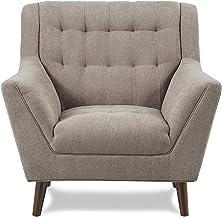 "Homelegance Erath 41"" Fabric Chair, Sand"