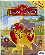 Disney - Lion Guard My First Look And Find - PI Kids