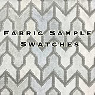 Fabric Sample Swatches