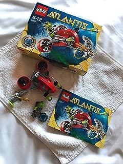LEGO (Atlantis Wreck Raider 8057