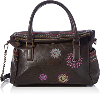 Desigual Accessories Pu Hand Bag, Borsa a mano. Donna, Taglia unica