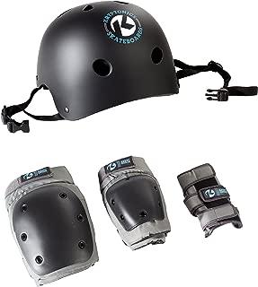 Kryptonics 4-in-1 Pad Set with Helmet,  Youth