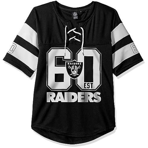 buy popular 53666 e7675 Raiders Jersey: Amazon.com