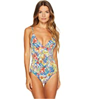 Stella McCartney - Iconic Print One-Piece