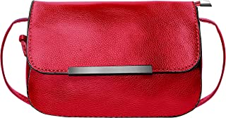 Elios Casual/Formal Crossbody/Sling Bag With Metal Meganetic Folding Clasp For Women And Girls