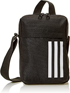 adidas 阿迪达斯 中性 小肩包 CG1537 黑/白/白 NS