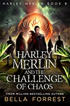 Harley Merlin 8: Harley Merlin and the Challenge of Chaos