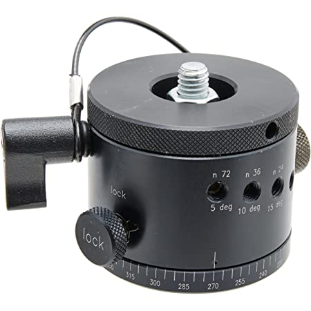 Manfrotto Panorama Drehteller Kamera