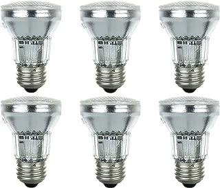 SYLVANIA HALOGEN SPOT LAMPS 60PAR16//CAP//NSP 60PAR16//CAP//NSP10-130 BOX OF 15 NEW