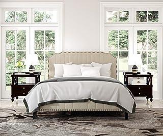 Amazon Com Bedroom Sets Ivory Bedroom Sets Bedroom Furniture Home Kitchen