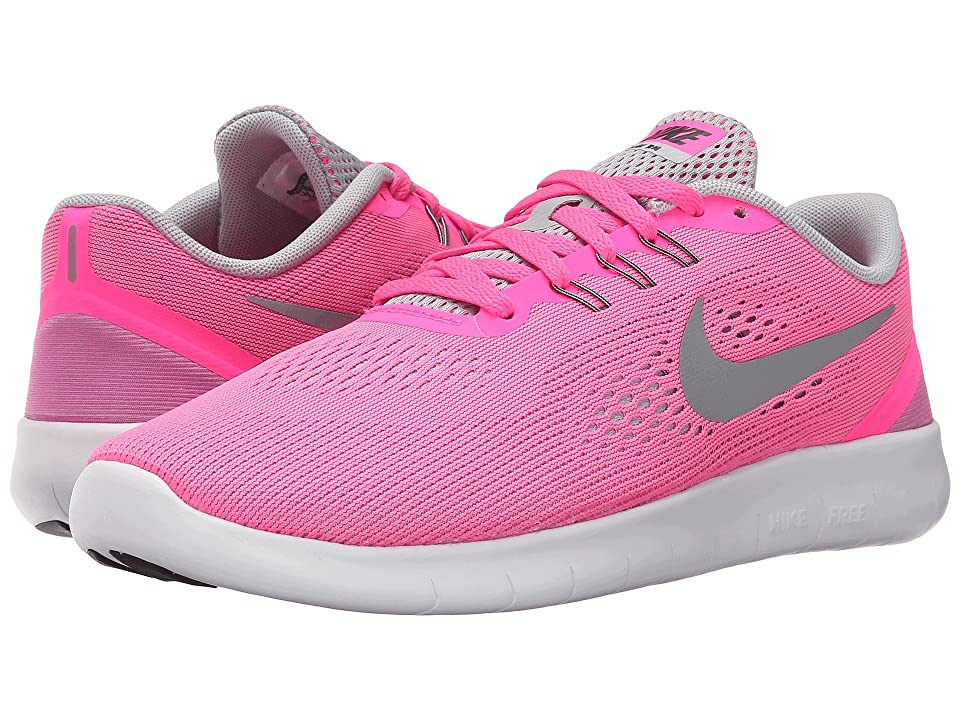 1b8e12b0820b46  65.00 More Details · Nike Kids Free RN (Big Kid) (Pink Blast White Black