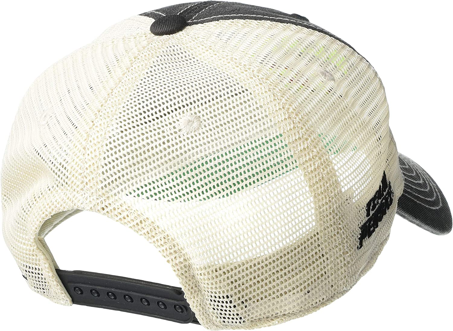 NASCAR Officially Licensed Favorite Driver Arch Adjustable Dirty Mesh Hat