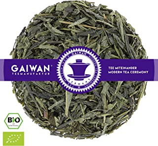 "N° 1419: Tè verde biologique in foglie ""Japan Bancha"" - 1 kg - GAIWAN® GERMANY - tè in foglie, tè bio, tè verde dal Giappone, 1000 g"