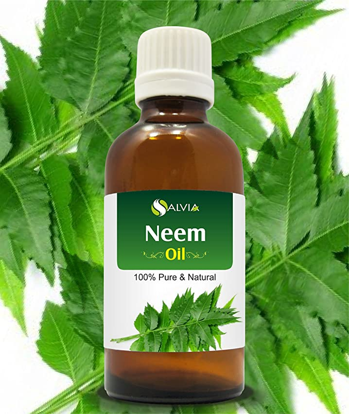 キャラクターブレース爪NEEM OIL 100% NATURAL PURE UNDILUTED UNCUT ESSENTIAL OIL 50ML
