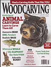 Woodcarving Illustrated Magazine Spring 2019