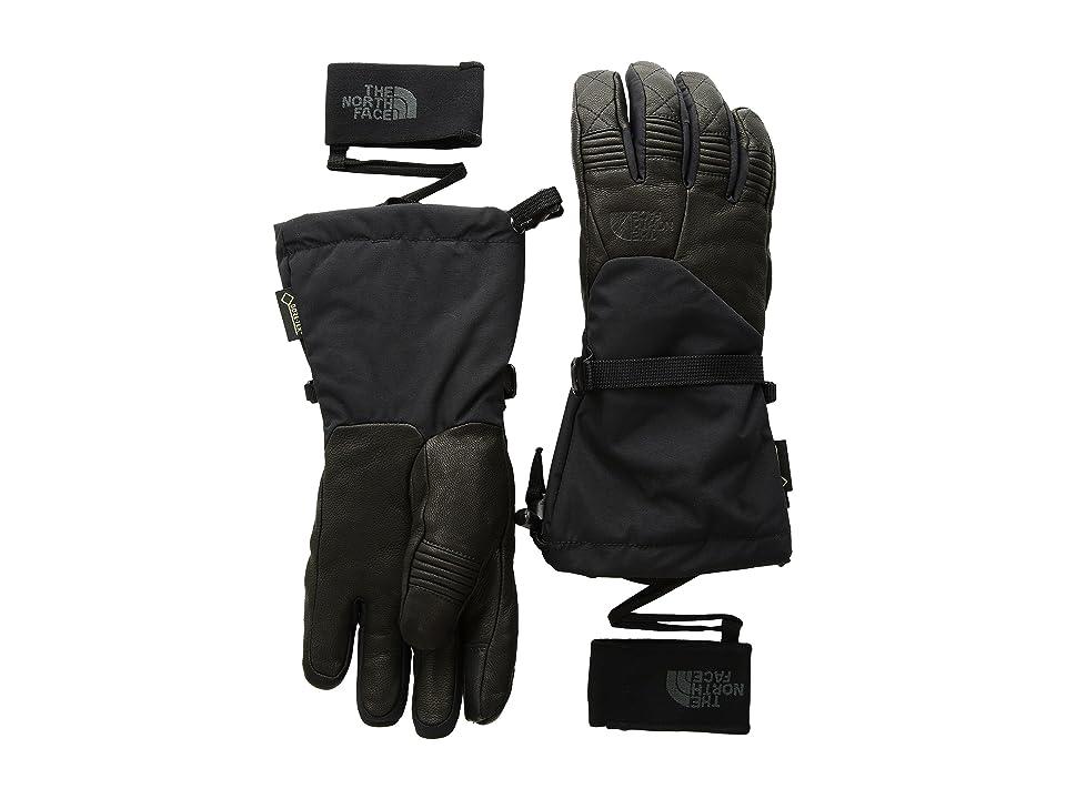 The North Face Powderflo Gore-Tex(r) Gloves (TNF Black) Gore-Tex Gloves