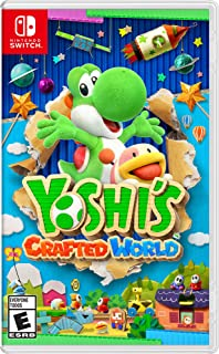 Yoshis Crafted World Nintendo Switch Video Game (Nintendo Switch)