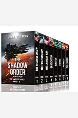The Shadow Order - Books 1 - 8 (The complete series): A Space Opera Kindle Edition
