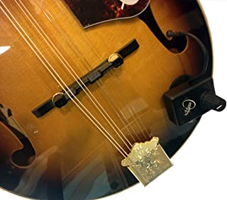MANDOLIN PICKUP with FLEXIBLE MICRO-GOOSE NECK by Myers Pickups