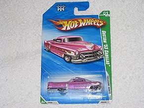 Hot Wheels 2010 Treasure Hunt 1/12 Custom '53 Cadillac (No45/240)