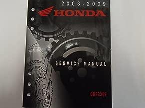 2003 2004 2005 2006 2007 2008 2009 HONDA CRF230F Service Repair Shop Manual ***