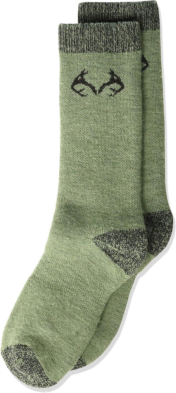 Realtree Merino Boot Socks