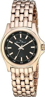 Lucien Piccard Women's LP-13459-RG-11 Adina Analog Display Japanese Quartz Rose Gold-Tone Watch