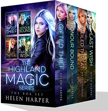 Highland Magic: The Complete Series (English Edition)