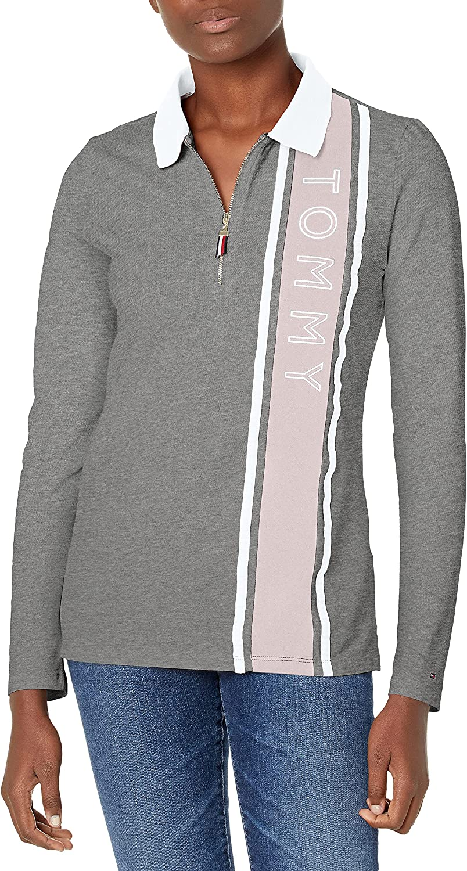 Tommy Hilfiger Women's Long Sleeve Polo Shirt
