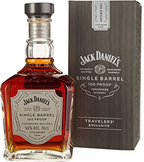 "Jack Daniel""s Single Barrel 100 Proof Limited Edition Whisky mit Geschenkverpackung 1 x 0.7 l"