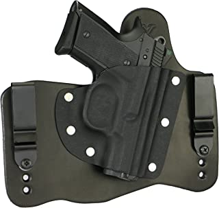 FoxX Holsters CZ 2075 Rami BD in The Waistband Hybrid Holster Tuckable, Concealed Carry Gun Holster