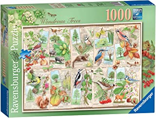 Ravensburger 16421 Wondrous Trees 1 000 st Pussel