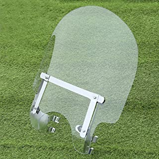 XMT-MOTO 39mm Clamps Windscreen Windshield fits for Harley-Davidson Sportster XL 883 1200 XLH