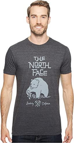 The North Face - Short Sleeve Grizzly Tri-Blend Tee