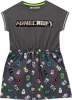 Minecraft Vestido para niñas