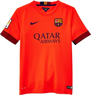 2014/15 FC Barcelona Stadium Away - Camiseta de fútbol