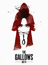 The Gallows Act II debuts on Blu-ray Combo Pack and DVD December 24 from Lionsgate