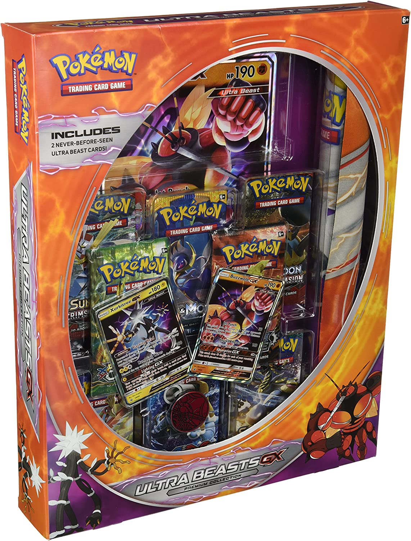 Pokemon Ultra Beasts GX Premium Collection  English